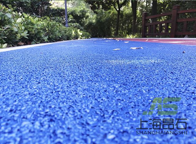 节省客户花费,彩色透水地坪的实用价值